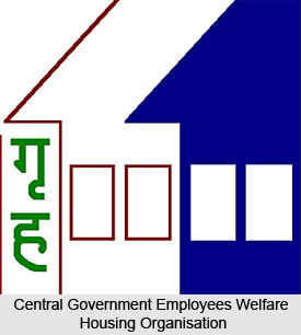 Central Government Employees Welfare Housing Organisation, Union Government Autonomous Bodies