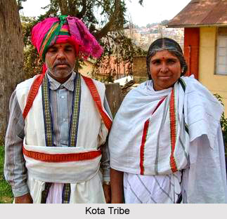 Kota Tribe, Karnataka