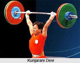 Kunjarani Devi, Indian Weightlifter