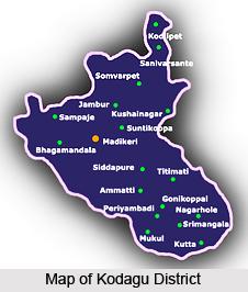 Kodagu District, Karnataka