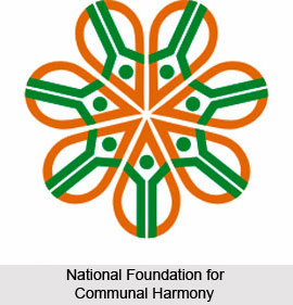 National Foundation for Communal Harmony, Union Government Autonomous Bodies