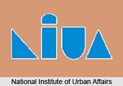 National Institute of Urban Affairs, Union Government Autonomous Bodies