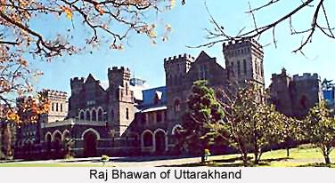 Raj Bhawan of Uttarakhand