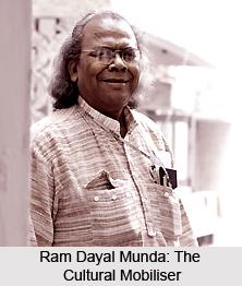 Ram Dayal Munda, Indian Musician