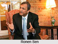 Ronen Sen, Indian Diplomat