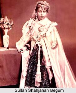 Sultan Shahjahan Begum, Begum of Bhopal