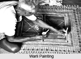 Jivya Soma Mashe, Indian Painter