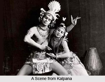 Kalpana, Indian Cinema