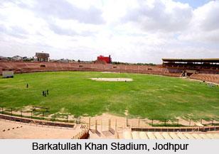 Barkatullah Khan Stadium, Jodhpur