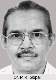 Dr. P.K. Gopal, Indian Social Activist