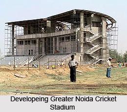 Greater Noida Cricket Stadium, Noida