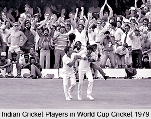 India and World Cup Cricket-1979