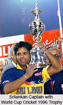 India and World Cup Cricket- 1996