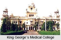 King George's Medical College, Lucknow , Uttar Pradesh