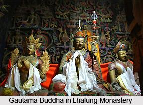Lhalung Monastery, Himachal Pradesh