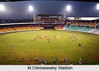 M.Chinnaswamy Stadium, Bengaluru