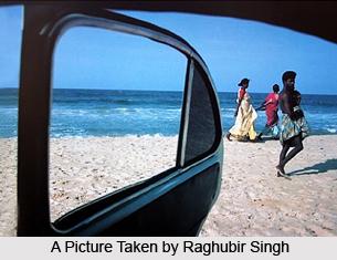 Raghubir Singh  , Indian Photographer