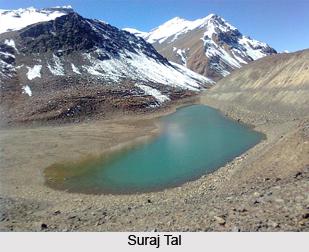 Suraj Tal, Himachal Pradesh