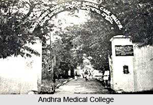 Andhra Medical College, AMC,  Vishakhapatnam, Andhra Pradesh