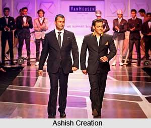 Ashish Soni, Indian Fashion Designer