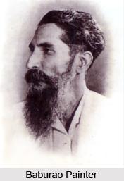 Baburao Painter, Indian Cinema