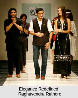 Raghavendra Rathore, Indian Fashion Designer