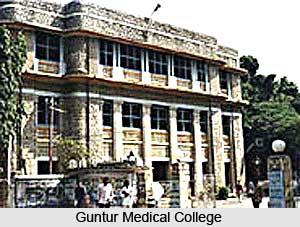 Guntur Medical College, GMC, Guntur, Andhra Pradesh