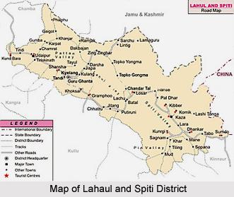Lahaul and Spiti District, Himachal Pradesh