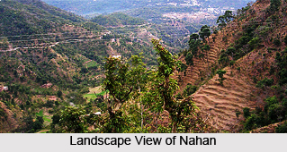 Tourism in Sirmaur District