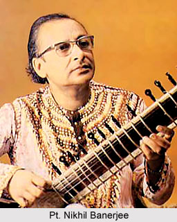Pt. Nikhil Banerjee, Indian Classical Instrumentalist