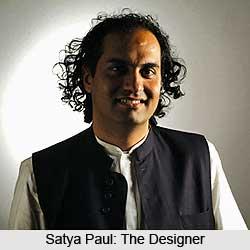 Satya Paul, Indian Fashion Designer