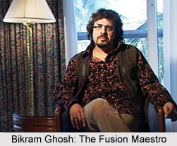 Bikram Ghosh, Indian Musician