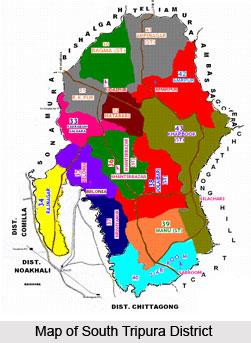 South Tripura District, Tripura