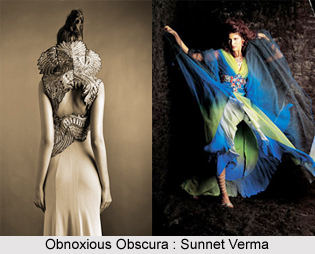 Suneet Verma, Indian Fashion Designer