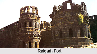 Raigarh Fort, Maharashtra