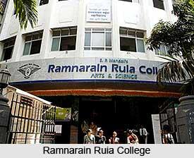 Ramnarain Ruia College, Matunga (E), Mumbai