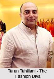 Tarun Tahiliani, Indian Fashion Designer