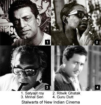 The New Indian Cinema, Indian Cinema