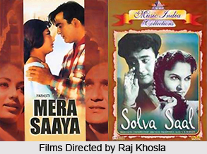 Raj Khosla, Indian Film Director