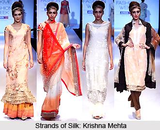 Krishna Mehta, Indian Fashion Designer