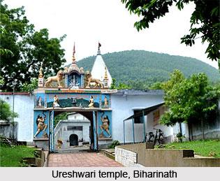 Biharinath, Bankura District, West Bengal