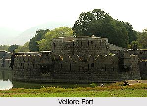 Forts in Chennai, Tamil Nadu