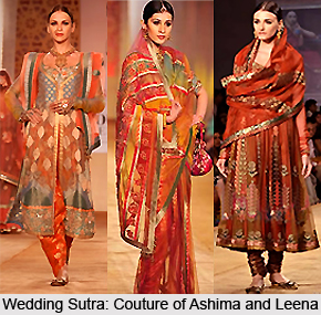 Ashima and Leena Singh, Indian Fashion Designer