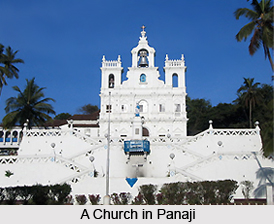 Monuments Of Panaji, Monuments Of Goa