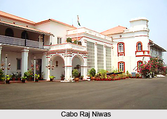 Cabo Raj Niwas, Goa