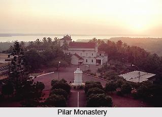 Pilar Monastery, Goa