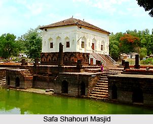 Safa Shahouri Masjid, Goa
