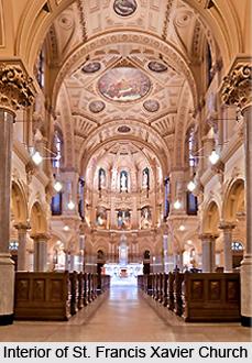 St Francis Xaviers