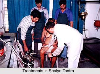 Treatments in Shalya Tantra