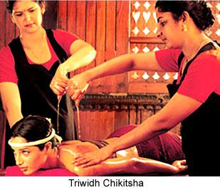 Triwidh Chikitsha